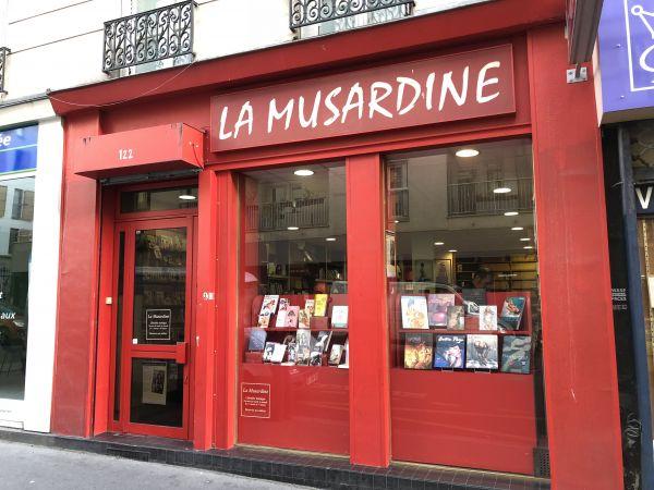 La Musardine Paris