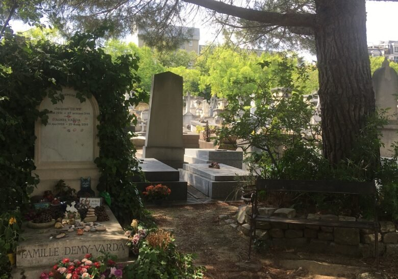 Le banc d'Agnès Varda Paris