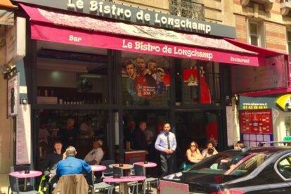 Le Bistrot de Longchamp Paris