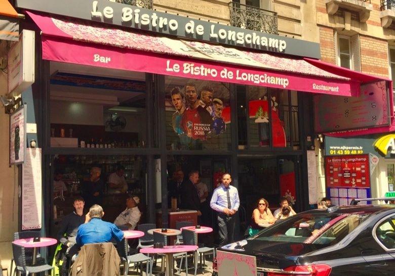 Le Bistrot de Longchamp – Portuguese restaurant