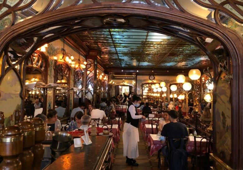 Le Bouillon Chartier Paris