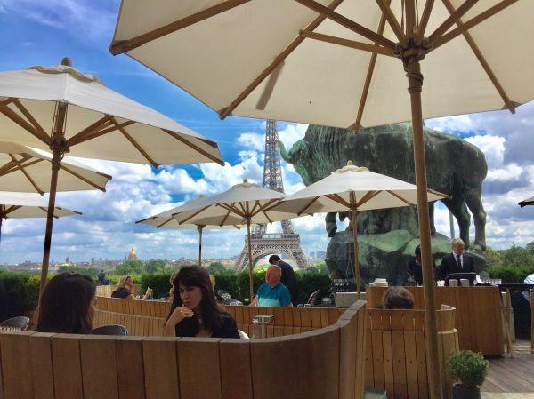 Le Cafe de l'Homme Paris