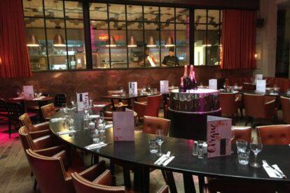 Le Cirque Bar and Restaurant Paris