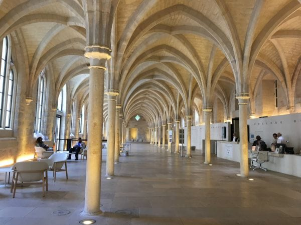 Le Collège des Bernardins Paris
