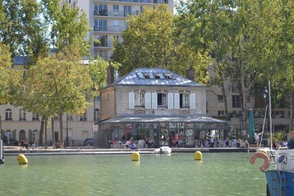 Le Pavillon des Canaux Paris