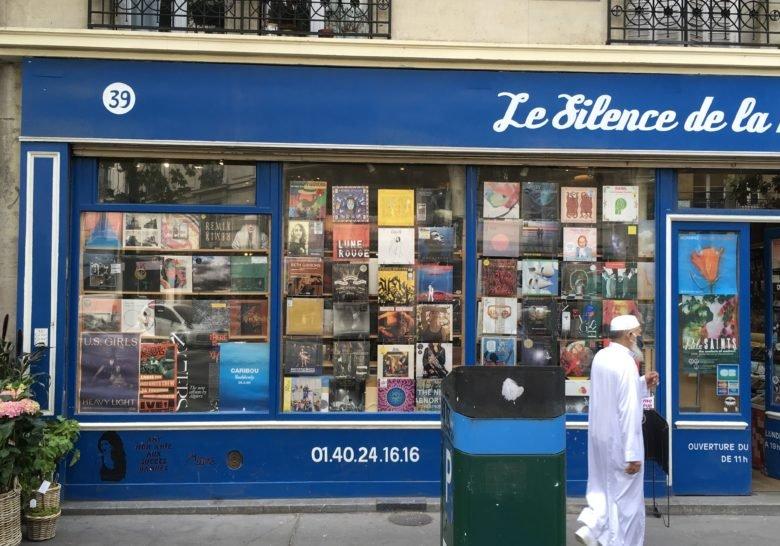 Le Silence de La Rue Paris