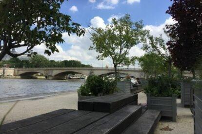 Left Bank of the Seine Paris