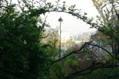 Les Villas de la Mouzaïa Paris