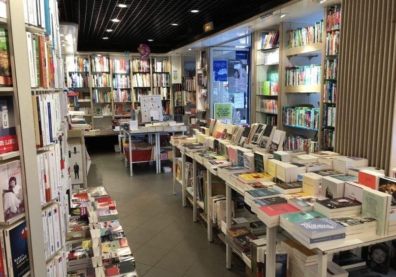 Librairie Fontaine – Quality bookshop