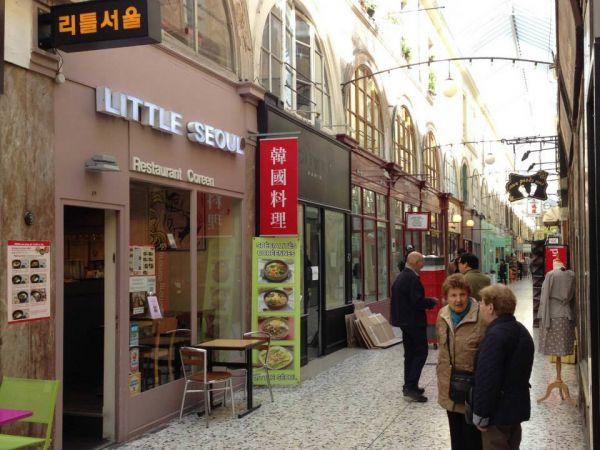 Little Seoul Paris