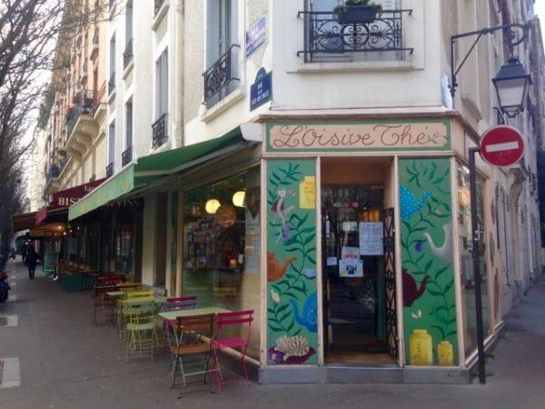 L'Oisive Thé Paris