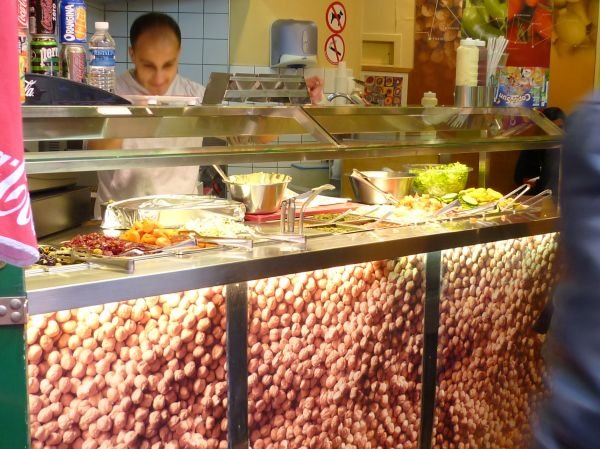 Maoz Vegetarian Paris