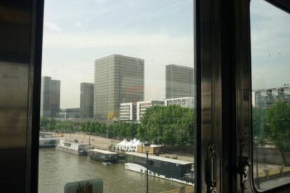Metro line n°6 Paris