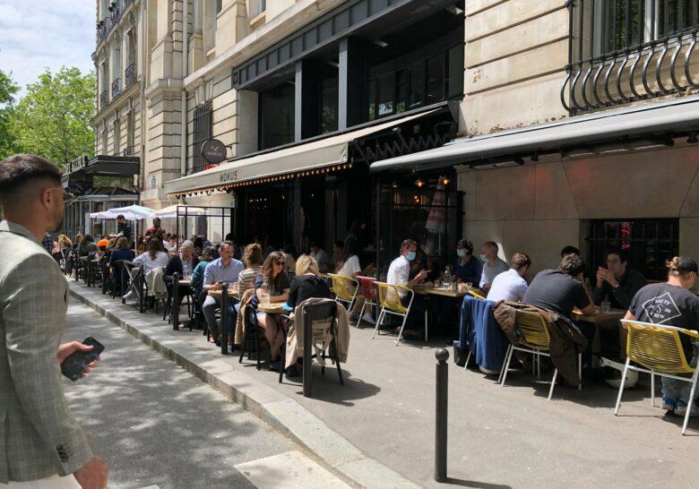 MOKUS Pizzeria Paris
