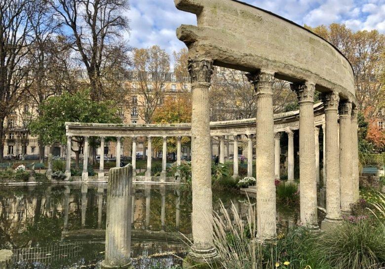 Parc Monceau Paris
