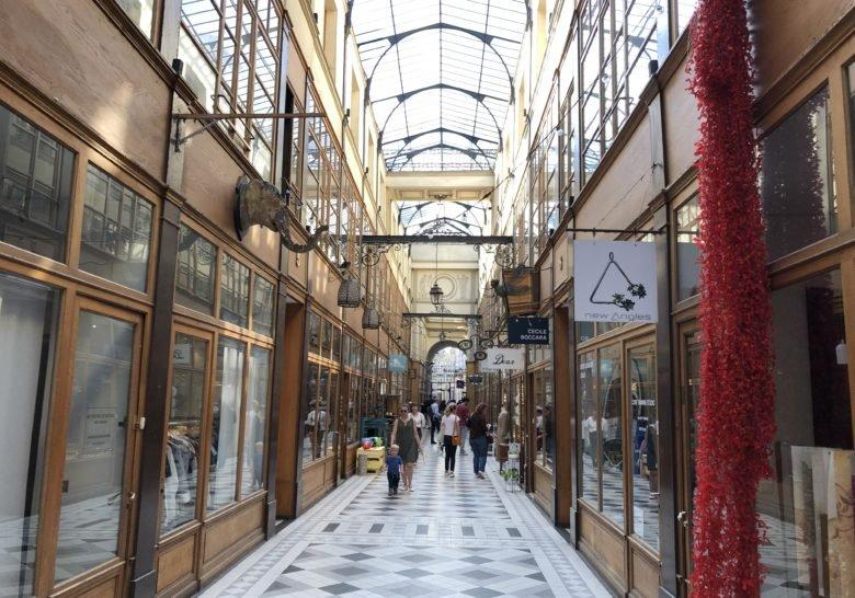 Passage du Grand Cerf Paris