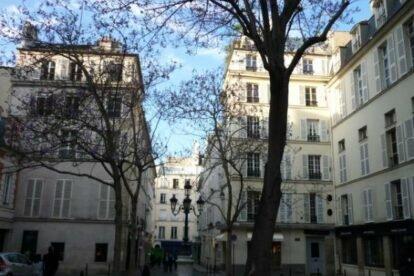 Place Furstemberg Paris
