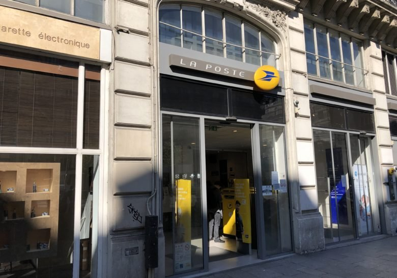Post Office Etienne Marcel Paris
