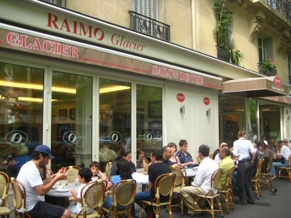 Raimo Glacier Paris