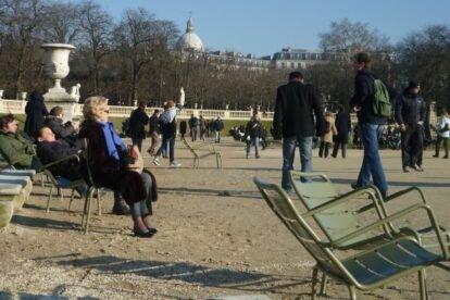 Reclining Chairs Paris