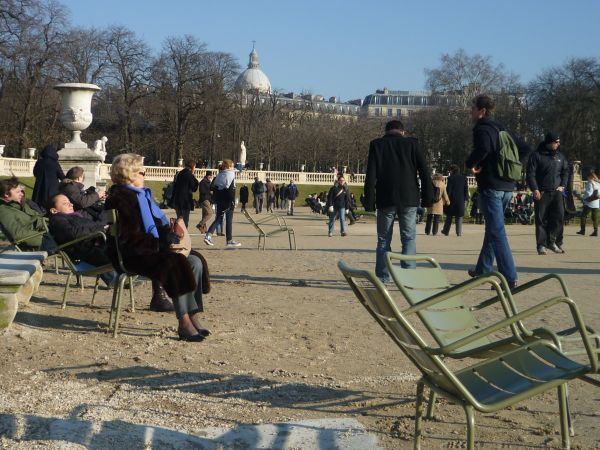 Reclining Chairs Paris
