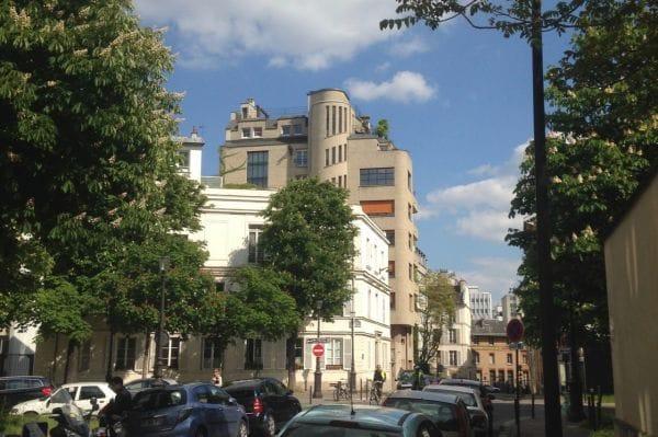 Rue Cassini Paris