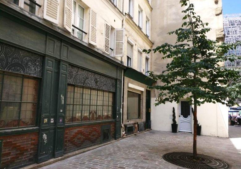 Rue du Pelican Paris