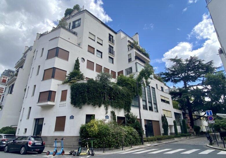 Rue Mallet-Stevens Paris
