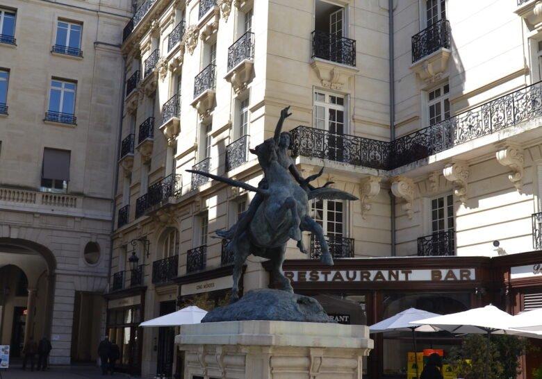 Square de l'Opéra Paris