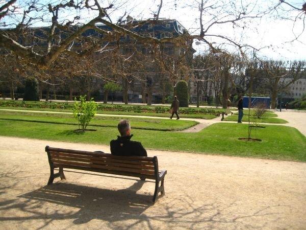 The Jardin des Plantes Paris