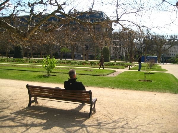 The Jardin des Plantes Paris