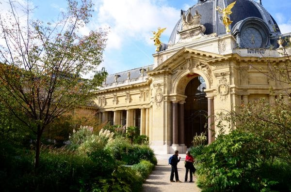 The Petit Palais Paris