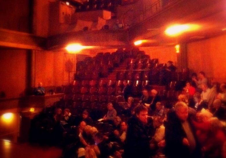 The Salle Cortot Paris