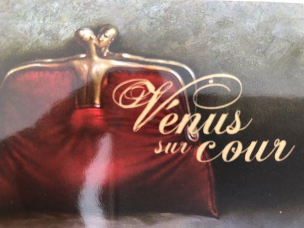Venus sur Cour Paris