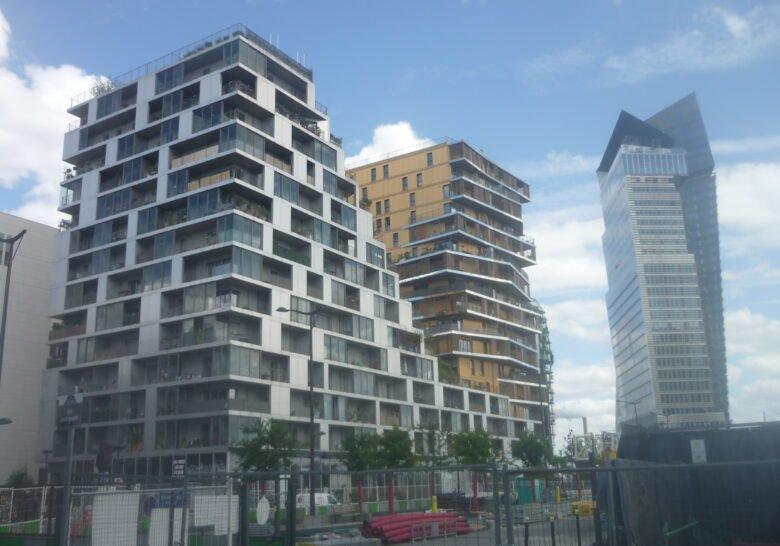 ZAC Paris Rive Gauche Paris
