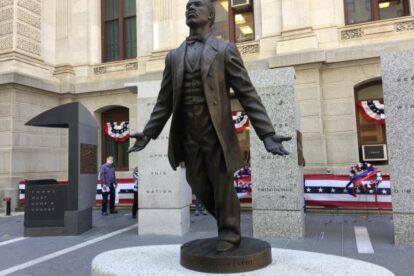 Octavius Catto Memorial Philadelphia