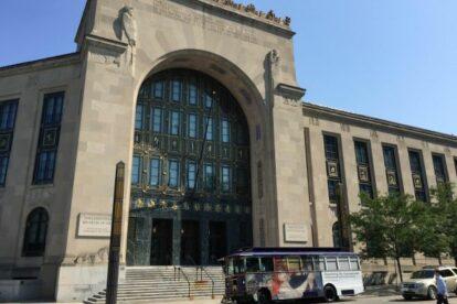 Perelman Building Philadelphia