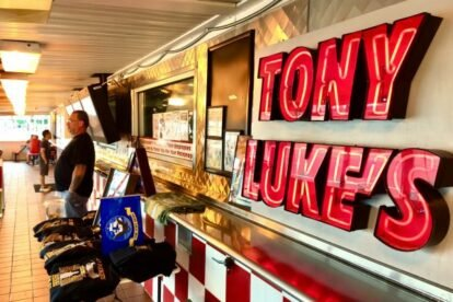 Tony Luke's Philadelphia