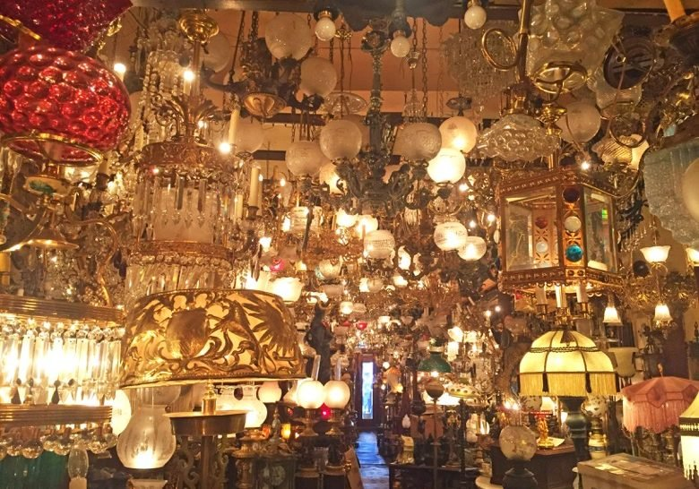 C. Neri Antiques & Lighting Philadelphia