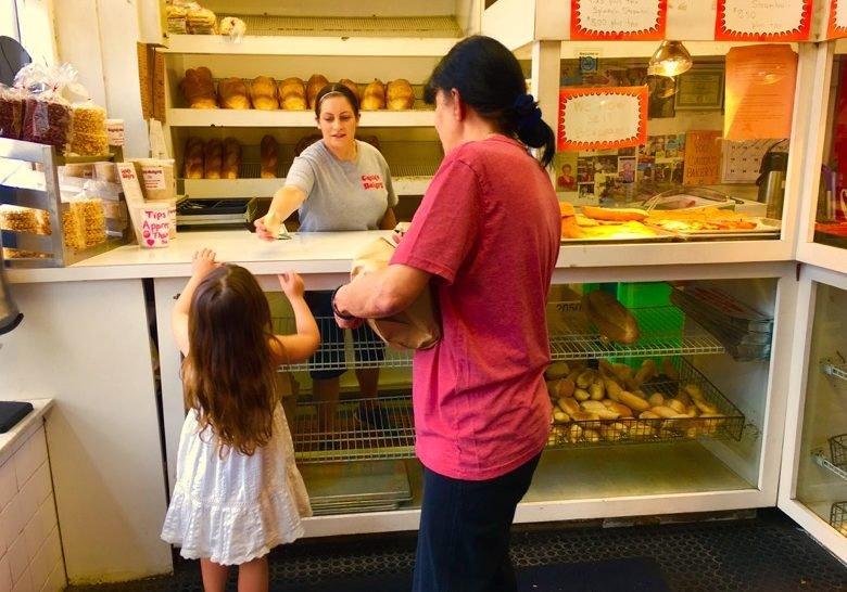 Cacia's Bakery – Bakery + pizza = Yum