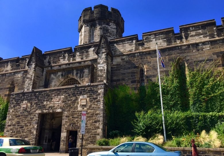 Eastern State Penitentiary – Spooky!