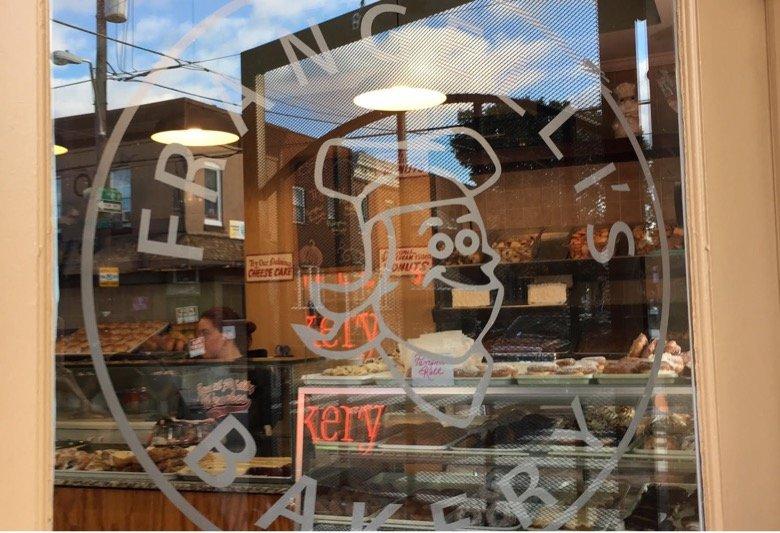 Frangelli's Bakery & Donuts Philadelphia