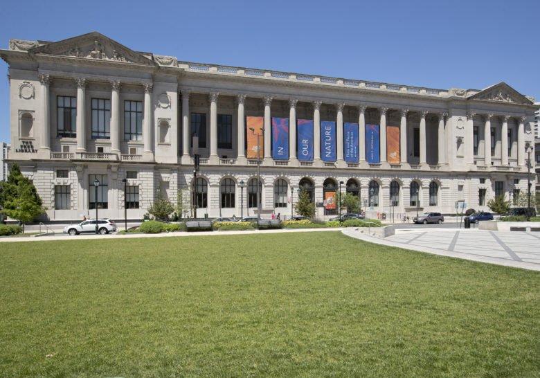 Free Library authors series Philadelphia