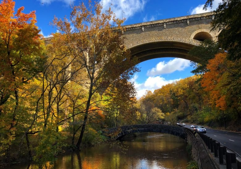 Henry Avenue Bridge Philadelphia