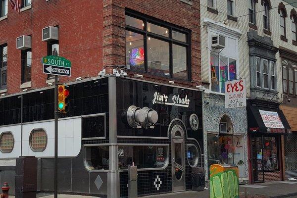 Jim's Steaks Philadelphia