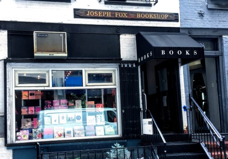 Joseph Fox Bookshop Philadelphia