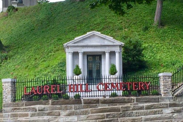 Laurel Hill Cemetery Philadelphia