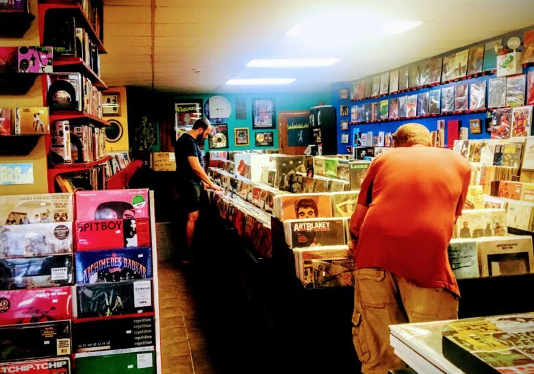 Long in the Tooth Record Store Philadelphia