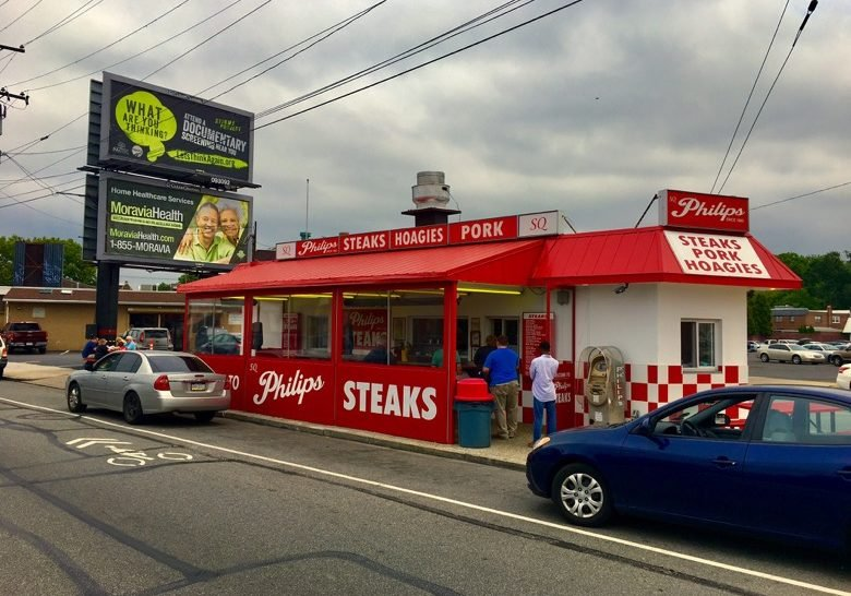 Philip's – The Old-Fashioned cheesesteak