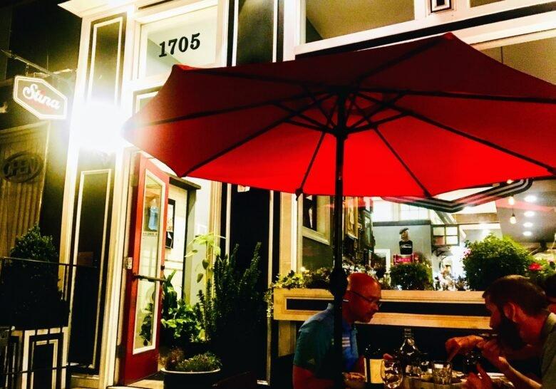 Stina Pizzeria Philadelphia